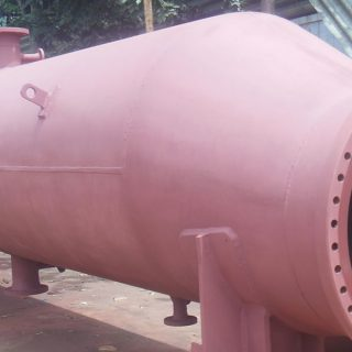 Kettle Reboiler Type Heat Exchanger