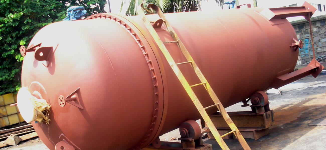 Pressure Vessel Heat Exchanger Manufacturers