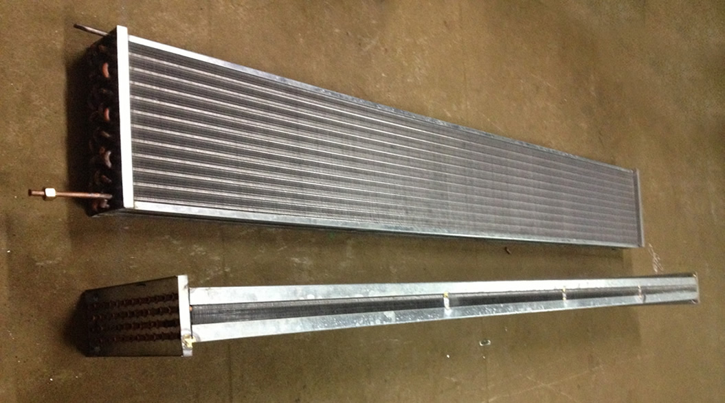 Aluminium Heat Exchanger