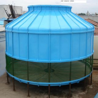 Round Shape Cooling Towers