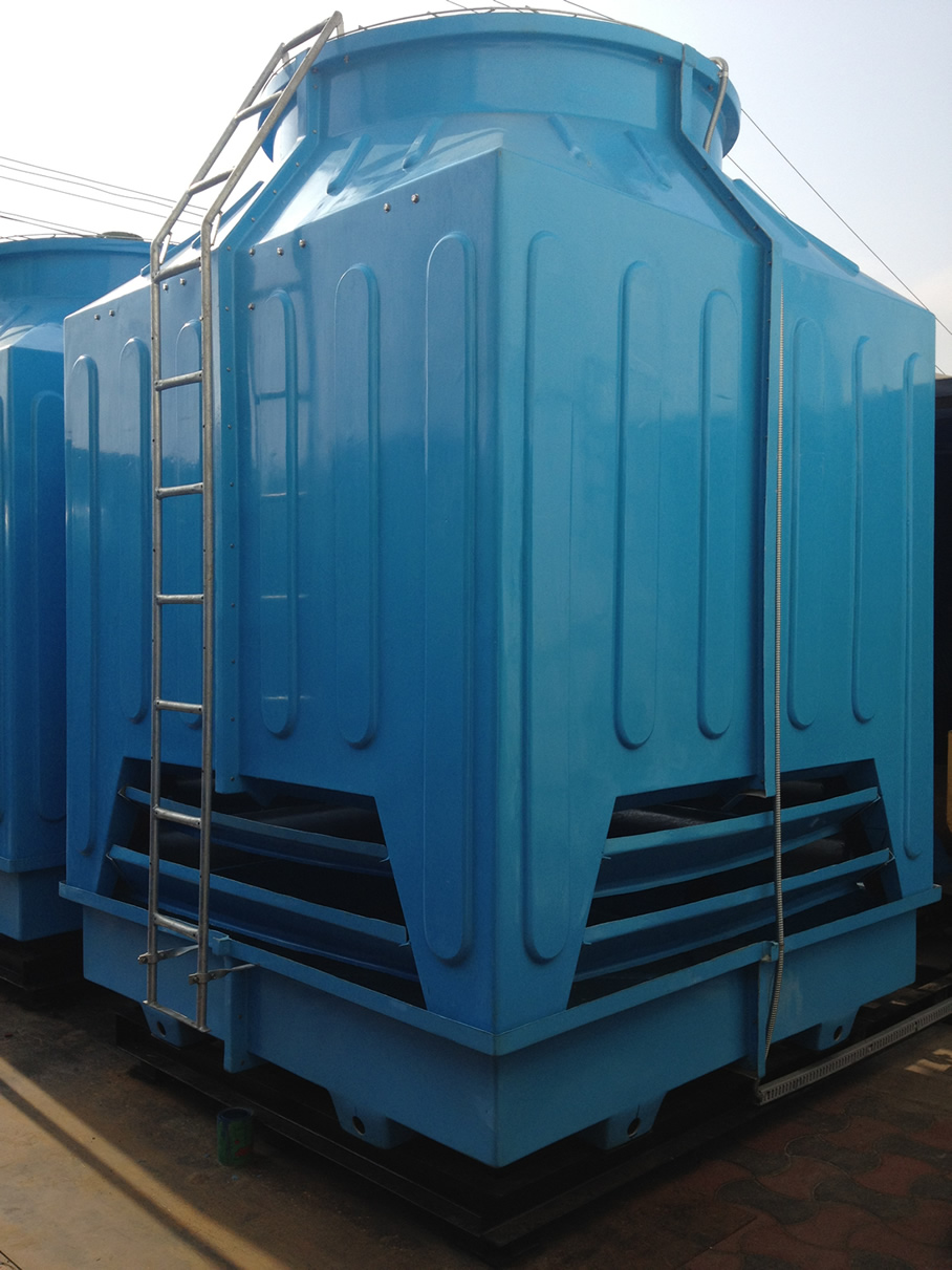 Square shape cooling Tower Manufacturers