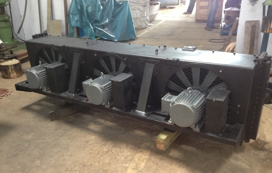 Air Blast Oil Type Cooler Heat Exchanger Manufacturers