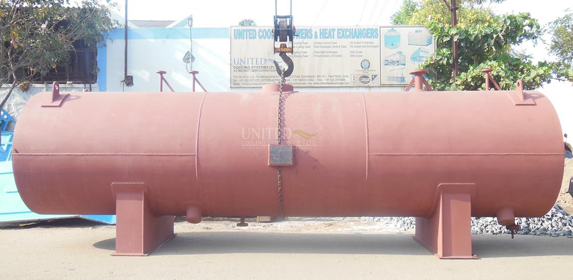 Heat Recovery Reboiler