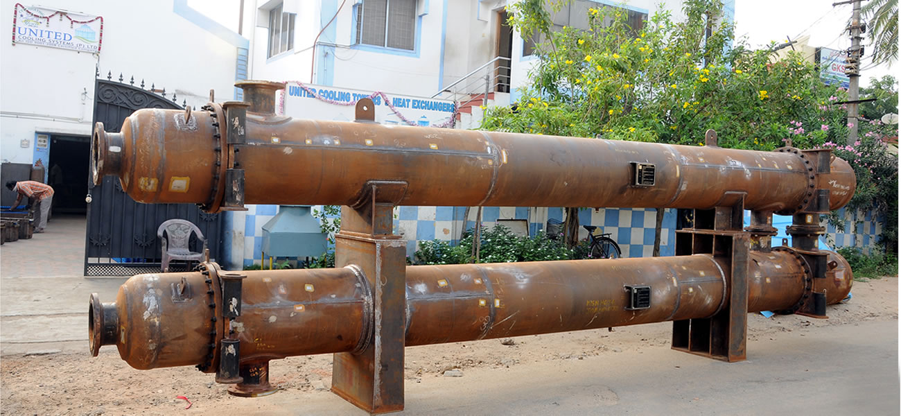 Stacked Type Heat Exchanger Manufacturers