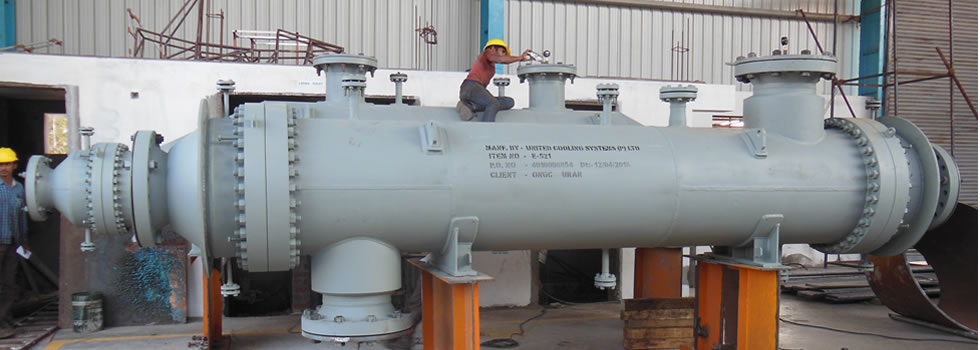 Feed Gas Chiller Manufacturers