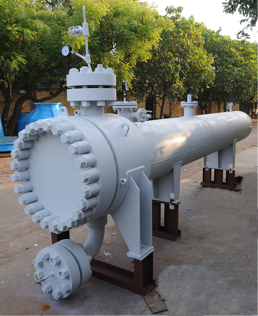 High Pressure Shell and U Tube Heat Exchanger Manufacturers