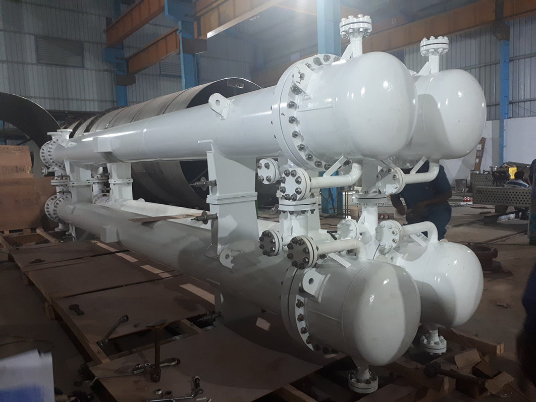 Stacked Type Shell and tube Heat Exchanger Manufacturers